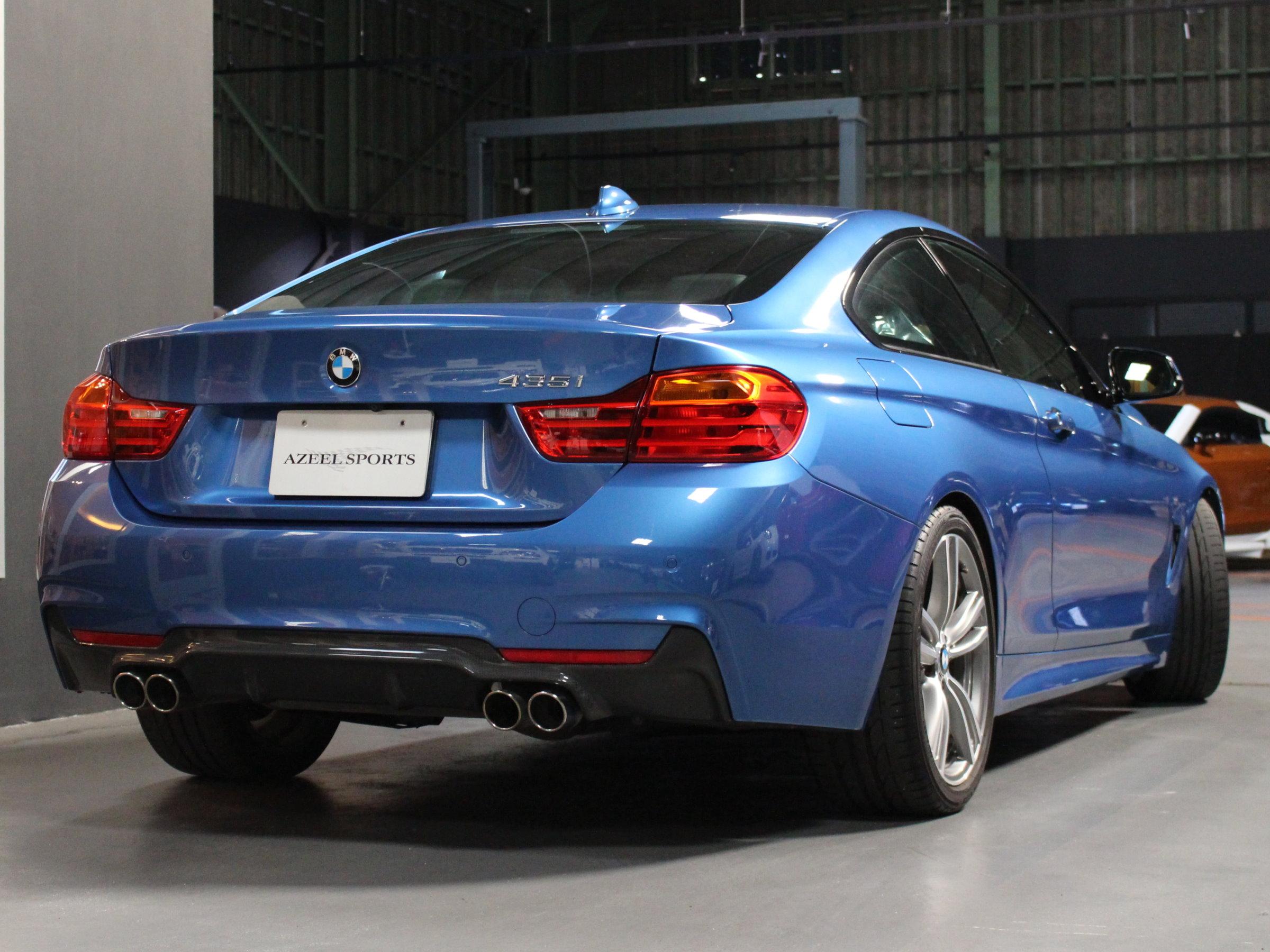 BMW 4 Series Part 11 【F32/F33/F36/F82】 YouTube動画>2本 ->画像>10枚