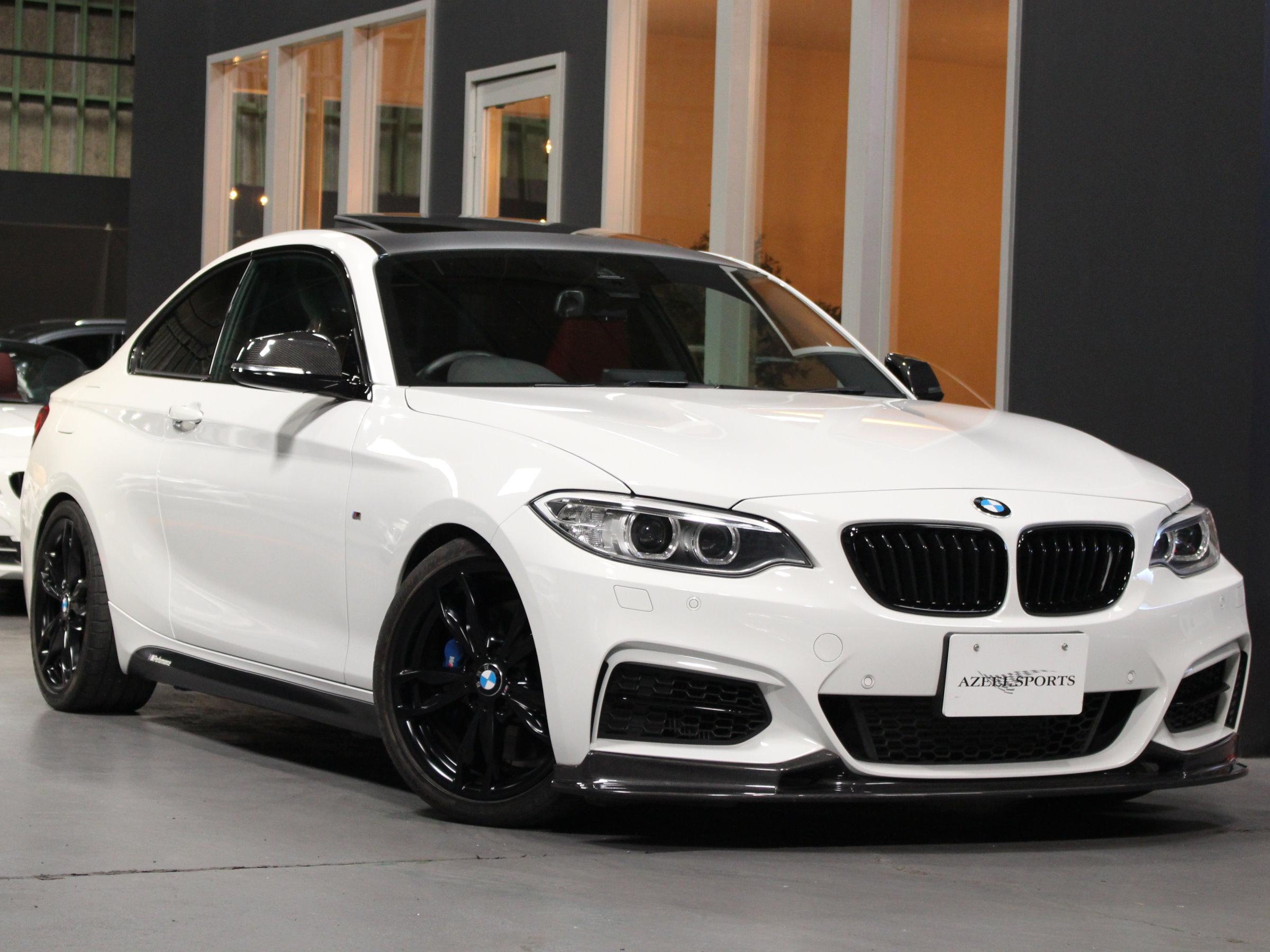 BMW M235ⅰクーペ