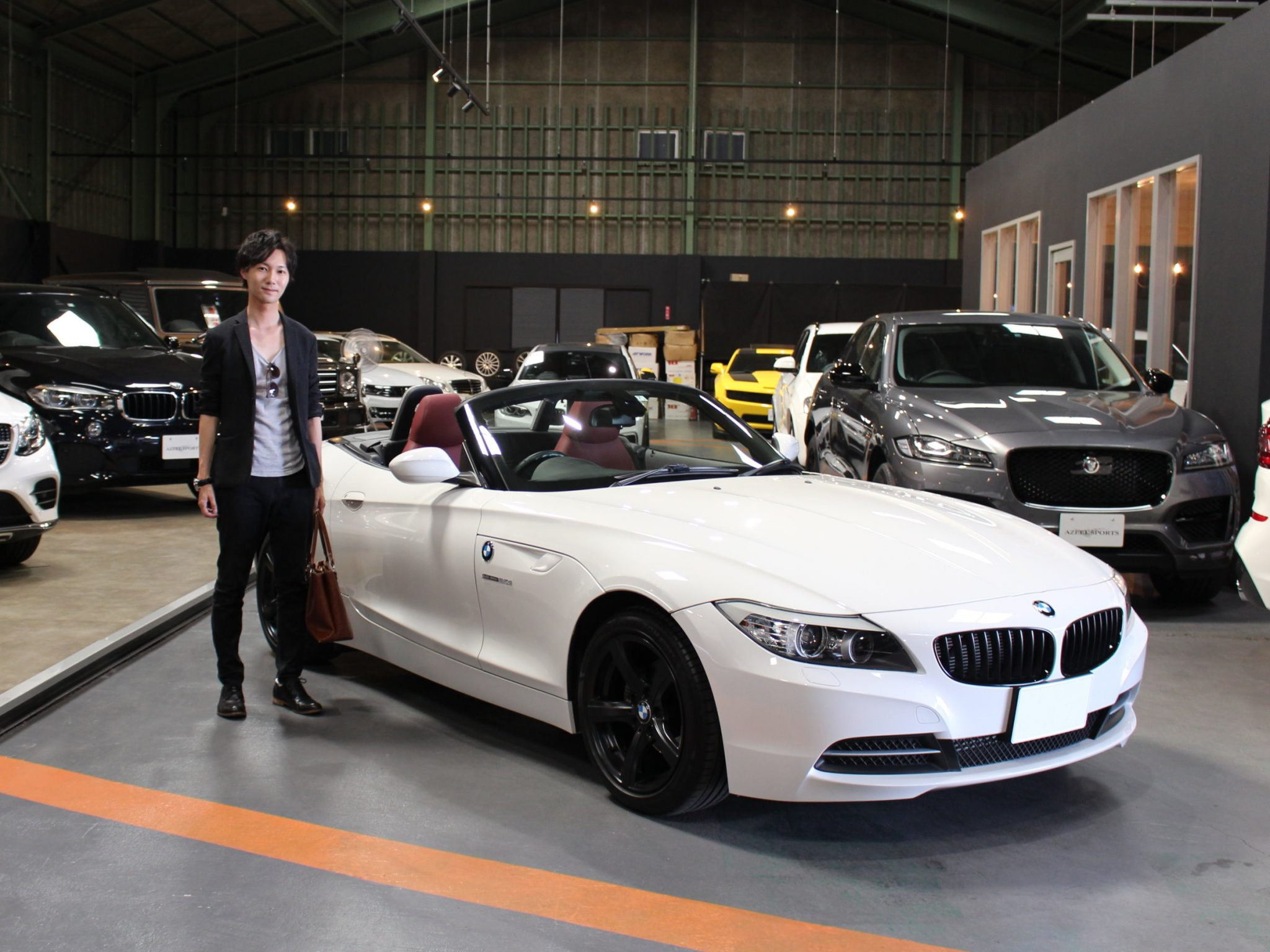 BMW Z4 sドライブ20i