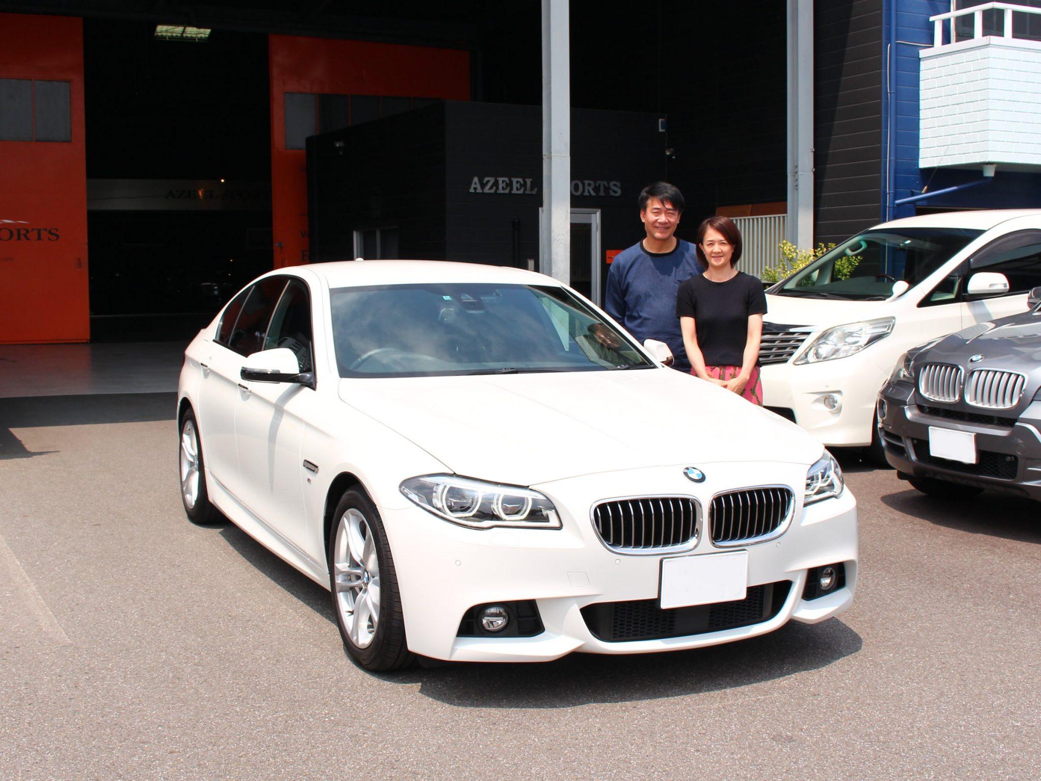 BMW 523d  Mスポーツ LCI