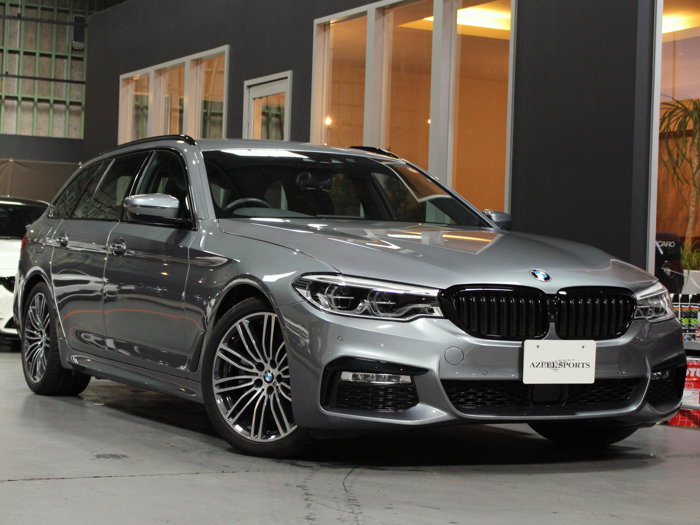 BMW 523ⅰツーリング Mスポーツ ハイラインパッケージ